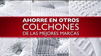 Rooms to Go Venta de Colchones TV Spot, 'Colchones Queen' [Spanish] - Thumbnail 5