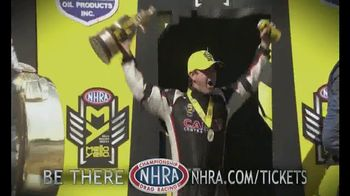 NHRA TV Spot, '2018 Southern Nationals: Nothing Short of Spectacular' - Thumbnail 5