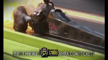 NHRA TV Spot, '2018 Southern Nationals: Nothing Short of Spectacular' - Thumbnail 8