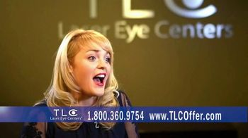 TLC Laser Eye Centers TV Spot, 'You Deserve the TLC Difference'