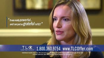 TLC Laser Eye Centers TV Spot, 'You Deserve the TLC Difference' - Thumbnail 9