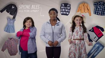 Mattress Firm Foster Kids TV Spot, 'Feel More Confident' Feat. Simone Biles - 90 commercial airings