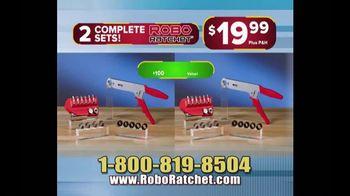 Robo Ratchet TV Spot, 'Three Times the Torque' - Thumbnail 9