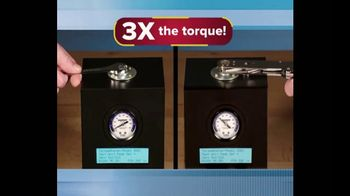 Robo Ratchet TV Spot, 'Three Times the Torque' - Thumbnail 2