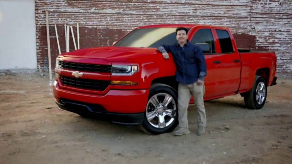 2018 Chevrolet Colorado TV Commercial, 'First-Time Chevy ...