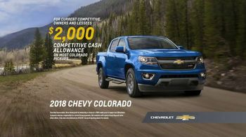 2018 Chevrolet Colorado TV Spot, 'First-Time Chevy Truck Owners' [T2] - Thumbnail 10