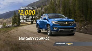 2018 Chevrolet Colorado TV Spot, 'First-Time Chevy Truck Owners' [T2] - Thumbnail 9