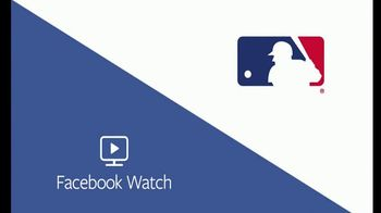 Facebook Watch TV Spot, 'MLB Games Live' - Thumbnail 8
