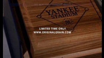 Original Grain New York Yankees Watch TV Spot, 'A Piece of Yankees History' - Thumbnail 9
