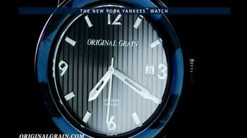 Original Grain New York Yankees Watch TV Spot, 'A Piece of Yankees History' - Thumbnail 7