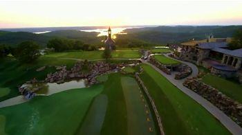 Big Cedar Lodge TV Spot, '2018 Bass Pro Shops Legends of Golf' - Thumbnail 10