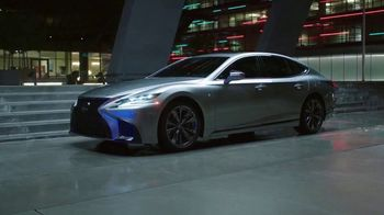 Lexus LS 500 TV Spot, 'Take the Crown' Song by Run The Jewels [T1] - Thumbnail 10