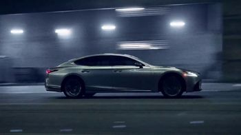 Lexus LS 500 TV Spot, 'Take the Crown' Song by Run The Jewels [T1] - Thumbnail 2