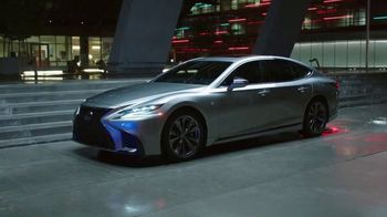 Lexus LS 500 TV Spot, 'Take the Crown' Song by Run The Jewels [T1] - Thumbnail 9