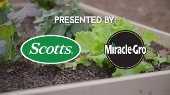 The Scotts Miracle-Gro Company TV Spot, 'HGTV: Smart Garden' - Thumbnail 10