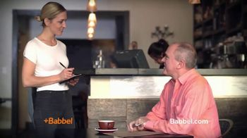 Babbel TV Spot, \'Start Speaking Right Away\'