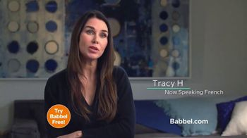 Babbel TV Spot, 'Start Speaking Right Away' - Thumbnail 4