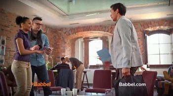 Babbel TV Spot, 'Start Speaking Right Away' - Thumbnail 6