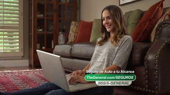The General TV Spot, 'Súper rápido' [Spanish]