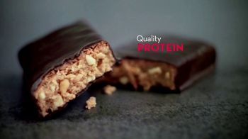 Atkins Chocolate Peanut Butter Bar TV Spot, 'Rob Lowe's Secret Weapon' - Thumbnail 6