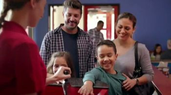 Chuck E. Cheese's TV Spot, 'Put a Smile on Their Face' - Thumbnail 1