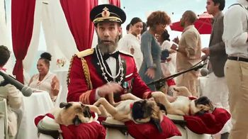 Hotels.com TV Spot, 'Dancers! Goats! Pugs!' - 12217 commercial airings
