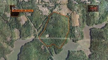 Whitetail Properties TV Spot, 'Large Acreage Tract On Lake West Point'