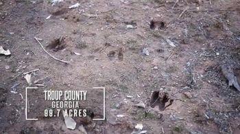 Whitetail Properties TV Spot, 'Large Acreage Tract On Lake West Point' - Thumbnail 4