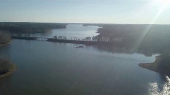 Whitetail Properties TV Spot, 'Large Acreage Tract On Lake West Point' - Thumbnail 8