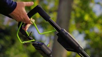 GreenWorks Pro 60-Volt 21-Inch Self-Propelled Mower TV Spot, 'Evolve' - Thumbnail 4
