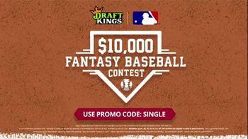DraftKings TV Spot, '$10,000 Fantasy Baseball Contest' - Thumbnail 10