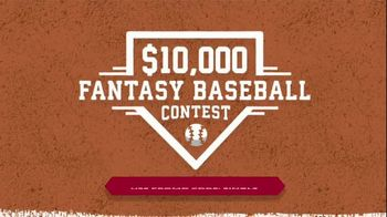 DraftKings TV Spot, '$10,000 Fantasy Baseball Contest' - Thumbnail 4
