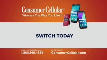 Consumer Cellular TV Spot, 'Matinee Movies' - Thumbnail 10