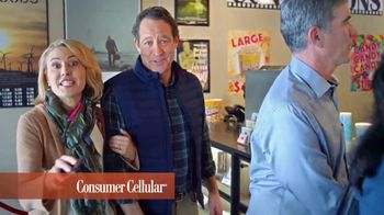 Consumer Cellular TV Spot, 'Matinee Movies' - Thumbnail 2