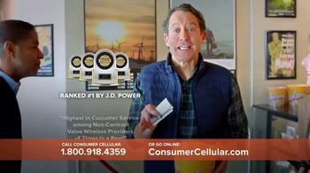 Consumer Cellular TV Spot, 'Matinee Movies' - Thumbnail 5