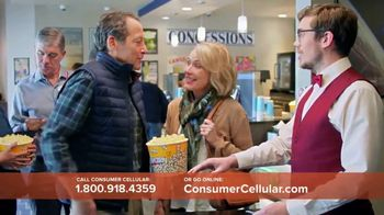 Consumer Cellular TV Spot, 'Matinee Movies' - Thumbnail 9
