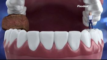 Fixodent Ultra Max Hold TV Spot, 'Lock Your Dentures: $2.50' - Thumbnail 1
