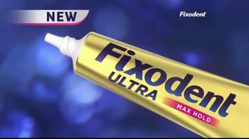 Fixodent Ultra Max Hold TV Spot, 'Lock Your Dentures: $2.50' - Thumbnail 3