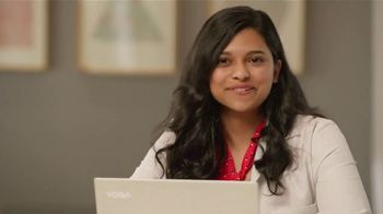 Microsoft Windows 10 TV Spot, \'Shree Takes Her Work to the Next Level\'