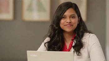 Microsoft Windows 10 TV Spot, \'Shree Takes Her Work to the Next Level\'