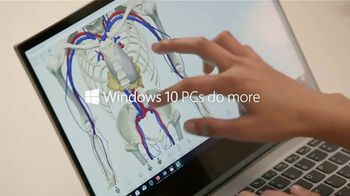 Microsoft Windows 10 TV Spot, 'Shree Takes Her Work to the Next Level' - Thumbnail 9