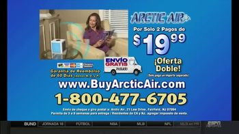Arctic Air TV Spot, 'Enfriador de aire personal' [Spanish] - Thumbnail 10