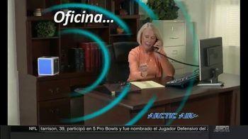 Arctic Air TV Spot, 'Enfriador de aire personal' [Spanish] - Thumbnail 3