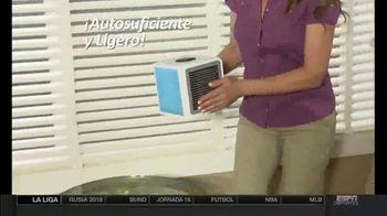 Arctic Air TV Spot, 'Enfriador de aire personal' [Spanish] - Thumbnail 4