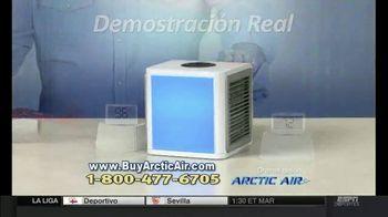 Arctic Air TV Spot, 'Enfriador de aire personal' [Spanish] - Thumbnail 5