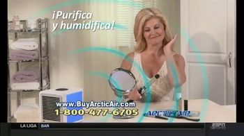 Arctic Air TV Spot, 'Enfriador de aire personal' [Spanish] - Thumbnail 7