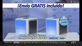 Arctic Air TV Spot, 'Enfriador de aire personal' [Spanish] - Thumbnail 9
