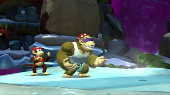 Donkey Kong Country: Tropical Freeze TV Spot, 'Play Together' - Thumbnail 8