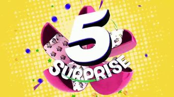 5 SURPRISE TV Spot, 'What's Inside Your Pink 5 SURPRISE?' - Thumbnail 2