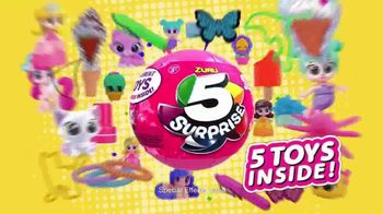 5 SURPRISE TV Spot, 'What's Inside Your Pink 5 SURPRISE?' - Thumbnail 5